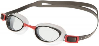 Очки для плавания Speedo AquapureТехнологичные очки для плавания speedo aquapure.<br>Пол: Мужской; Возраст: Взрослые; Сезон: 2015; Вид спорта: Плавание; Количество линз: 1; Покрытие анти-фог: Есть; Антибликовое покрытие: Есть; Технологии: AntiFog, IQfit; Производитель: Speedo; Артикул производителя: 8-090028912; Страна производства: Китай; Материал линз: Поликарбонат; Материал оправы: Силикон; Материал ремешка: Силикон; Размер RU: Без размера;