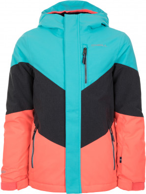 Куртка утепленная для девочек O'Neill Pg Coral