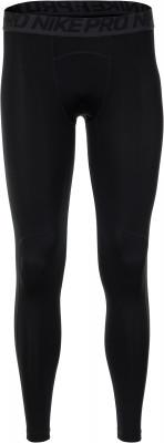 Тайтсы мужские Nike Pro, размер 52-54Брюки <br>Удобные и практичные тайтсы для тренинга от nike. Отведение влаги модель выполнена из влагоотводящей ткани.