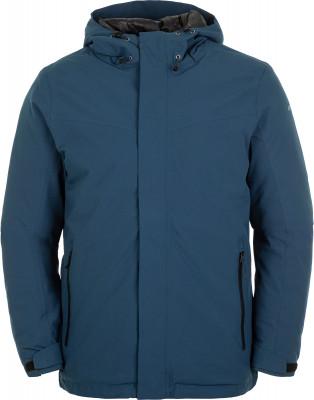 Купить Куртку утепленная мужская IcePeak Pinesdale, размер 56 синего цвета