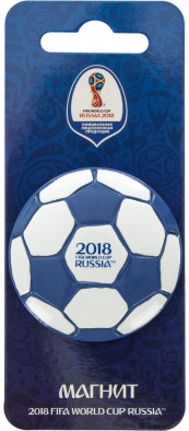 Магнит 2018 FIFA World Cup Russia™