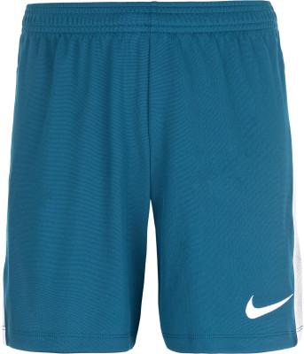 Шорты для мальчиков Nike DryДетские футбольные шорты nike dry - оптимальный выбор для игр и тренировок. Отведение влаги ткань с технологией nike dri-fit быстро отводит влагу от тела.<br>Пол: Мужской; Возраст: Дети; Вид спорта: Футбол; Технологии: Nike Dri-FIT; Производитель: Nike; Артикул производителя: 832901-425; Страна производства: Шри-Ланка; Материал верха: 100 % полиэстер; Размер RU: 152-158;