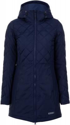Куртка утепленная женская Outventure, размер 54Куртки <br>Удобная теплая куртка для активного отдыха на природе. Водонепроницаемость мембрана add dry защищает от промокания. Показатель водонепроницаемости 1000 мм.