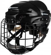 Шлем хоккейный детский с маской Nordway 3 JR BLACK