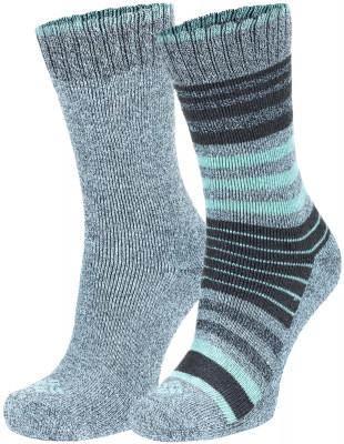 Носки Columbia, 2 парыВысокие носки отлично подойдут для активного времяпрепровождения на природе в холодное время года.<br>Пол: Мужской; Возраст: Взрослые; Вид спорта: Путешествие; Плоские швы: Да; Материалы: 82 % полиэстер, 15 % хлопок, 2 % эластан, 1 % вискоза; Производитель: Columbia Delta; Артикул производителя: RCS090W_CLDBS; Страна производства: Китай; Размер RU: 48;