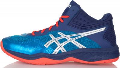 Кроссовки мужские ASICS Netburner Ballistic FF MT, размер 44Кроссовки <br>Технологичные волейбольные кроссовки от asics, которые обеспечивают превосходную амортизацию и поддержку стопы.