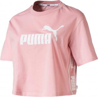 Футболка женская Puma Tee Amplified Cropped