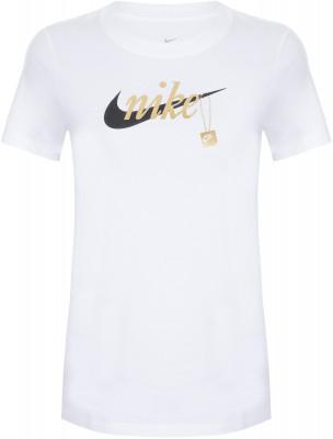 Футболка женская Nike, размер 48-50