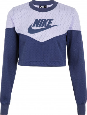 Лонгслив женский Nike Sportswear Heritage
