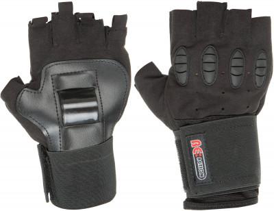 Перчатки защитные REACTIONБлагодаря пластиковой ударопоглощающей вставке защитные перчатки уменьшают риск получения ушибов и ссадин.<br>Пол: Мужской; Возраст: Взрослые; Вид спорта: Роликовые коньки, Скейтбординг; Вентиляция: Есть; Тип регулировки размера: Липучка; Производитель: REACTION; Артикул производителя: AGRWPR99M; Срок гарантии: 2 года; Страна производства: Китай; Размер RU: M;