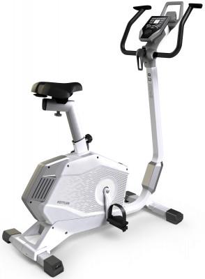 Kettler Ergo C8 7689-800Велоэргометр для домашних кардиотренировок от kettler. Регулярные занятия на тренажере позволят подтянуть мышцы ног и пресса.<br>Система нагружения: Электромагнитная; Масса маховика: 8; Регулировка нагрузки: Электронная; Нагрузка: 25-400 Вт (шаг 5 Вт); Измерение пульса: Датчики на поручнях; Нагрудный кардиодатчик: Опционально; Питание тренажера: Сеть: 220В; Максимальный вес пользователя: 150 кг; Время тренировки: Есть; Скорость: Есть; Пройденная дистанция: Есть; Уровень нагрузки: Есть; Скорость вращения педалей: Есть; Израсходованные калории: Есть; Пульс: Есть; Хранение данных о пользователях: 4 пользователя + гость; Контроль за верхним пределом пульса: Есть; Целевые тренировки (CountDown): Есть; Дополнительные функции: фитнес-тест; Общее количество тренировочных программ: 10; Пульсозависимые программы: Есть; Пользовательские программы: Есть; Сиденье: FLEXIBLE FOAM; Регулировка руля: Есть; Регулировка сиденья: Вертикальная/Горизонтальная; Подставка для аксессуаров: Держатель для бутылки, держатель для планшета/смартфона; Транспортировочные ролики: Есть; Компенсаторы неровности пола: Есть; Размер в рабочем состоянии (дл. х шир. х выс), см: 119 x 55 x 137; Вес, кг: 43; Вид спорта: Кардиотренировки; Технологии: KETTMAPS; Производитель: Kettler; Артикул производителя: 7689-800; Срок гарантии: 2 года; Страна производства: Германия; Размер RU: Без размера;
