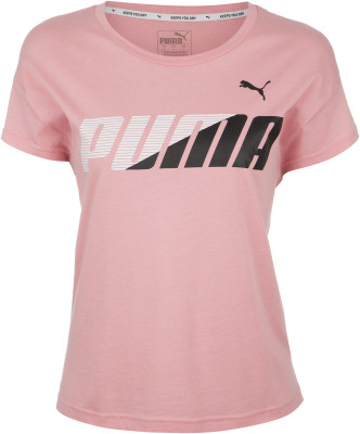 Футболка женская Puma Graphic, размер 40-42