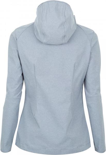 fc39ad05 Ветровка женская Columbia Heather Canyon Softshell серый цвет — купить за  4999 руб. в интернет-магазине Спортмастер