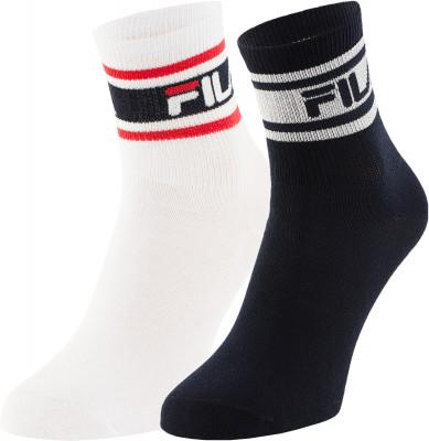 Носки FILA, 2 пары, размер 39-42