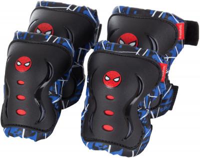 Набор защиты для катка детский Nordway SPIDER-MAN