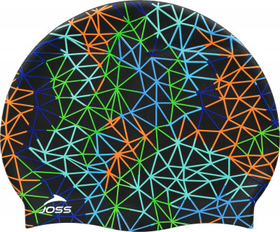 Шапочка для плавания детская JossЯркая детская шапочка для плавания от joss. Модель выполнена из силикона и подойдет, как для бассейна, так и для пляжа.<br>Пол: Мужской; Возраст: Дети; Вид спорта: Плавание; Назначение: Универсальные; Производитель: Joss; Артикул производителя: SWCJ05BM52; Страна производства: Китай; Материалы: 100 % силикон; Размер RU: 52-54;