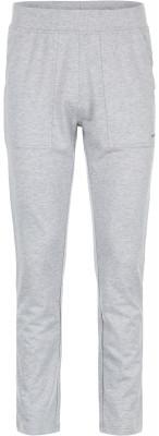 Брюки мужские DemixПрактичные и функциональные тренировочные брюки от demix. Натуральные материалы ткань на 93 % состоит из хлопка.<br>Пол: Мужской; Возраст: Взрослые; Вид спорта: Тренинг; Силуэт брюк: Прямой; Количество карманов: 2; Производитель: Demix; Артикул производителя: EPAM111AXS; Страна производства: Узбекистан; Материал верха: 93 % хлопок, 7 % вискоза, трикотажная вставка: 88 % хлопок, 7 % вискоза, 5 % спандекс; Размер RU: 44;