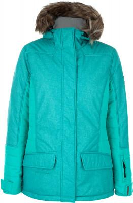 Куртка пуховая женская Exxtasy Kauns, размер 48 фото