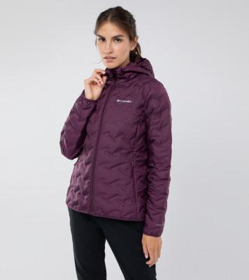 Куртка пуховая женская Columbia Delta Ridge, размер 46
