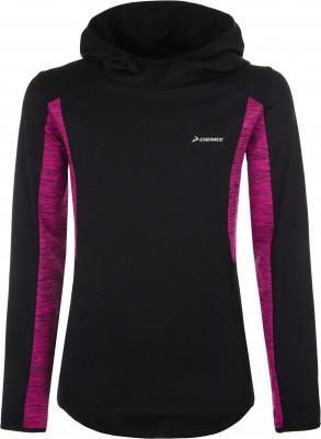 Джемпер для девочек Demix, размер 158Джемперы<br>Удобная толстовка для девочек от demix для пробежки в прохладные дни.