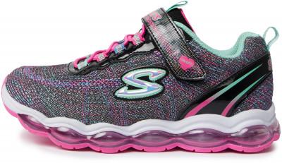 Кроссовки для девочек Skechers Glimmer Lights, размер 35 фото