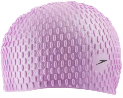 Шапочка для плавания Speedo BubbleКлассическая шапочка для плавания от speedo.<br>Пол: Мужской; Возраст: Взрослые; Вид спорта: Плавание; Назначение: Универсальные; Производитель: Speedo; Артикул производителя: 8-70929A356; Страна производства: Китай; Материалы: 100 % силикон; Размер RU: Без размера;