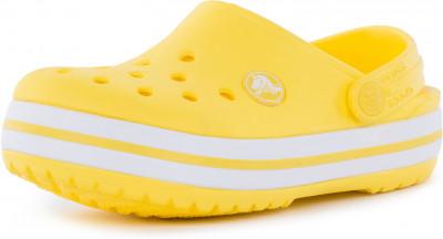 Шлепанцы детские Crocs Crocband Clog K, размер 29