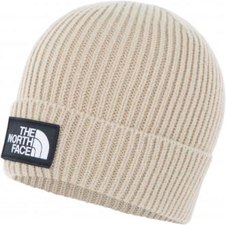 Шапка The North Face Logo Box Cuffed Beanie