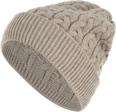 Шапка женская Satila TressyКлассическая вязаная шапка satila tressy подойдет для путешествий, запланированных на холодное время года.<br>Пол: Женский; Возраст: Взрослые; Вид спорта: Путешествие; Производитель: Satila; Артикул производителя: R71759; Страна производства: Россия; Материал верха: 85 % акрил, 15 % шерсть; Размер RU: 56;