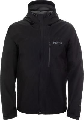Ветровка мужская Marmot, размер 54-56Куртки <br>Легкая ветровка minimalist jacket от marmot - незаменимая вещь в рюкзаке для любителей горного туризма.