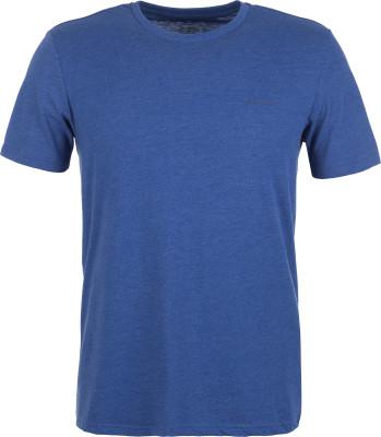 Футболка мужская Demix, размер 44-46Футболки<br>Лаконичная футболка от demix - отличная основа для образа в спортивном стиле. Натуральные материалы натуральный хлопок гарантирует мягкость и воздухопроницаемость ткани.