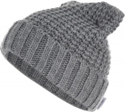 Шапка женская Satila EaglyОригинальная женская шапка satila eagly пригодится в путешествиях и во время долгих прогулок. Модель выполнена из акриловой пряжи.<br>Пол: Женский; Возраст: Взрослые; Вид спорта: Путешествие; Материал верха: 100 % акрил; Производитель: Satila; Артикул производителя: R71358; Страна производства: Россия; Размер RU: 56;
