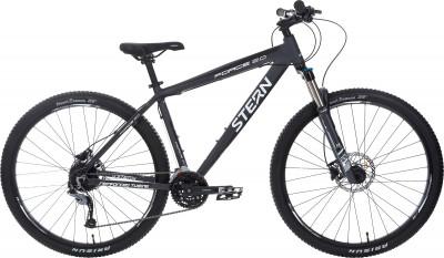 Stern Force 2.0 29 (2018)Усовершенствованная версия мощного горного велосипеда force. Модель отличается превосходной проходимостью и идеальна для езды по бездорожью.<br>Материал рамы: Алюминиевый сплав; Размер рамы: 19; Амортизация: Hard tail; Конструкция рулевой колонки: Полуинтегрированная; Наименование вилки: 860S AMS HL/O 29 шток 28,6 мм; Конструкция вилки: Пружинная с гидродемпфером; Ход вилки: 100 мм; Регулировка жесткости вилки: Да; Блокировка вилки: Да; Материал педалей: Алюминий; Система: Prowheel; Количество скоростей: 27; Наименование переднего переключателя: Shimano Acera FD-M3000; Наименование заднего переключателя: Shimano Acera RD-M3000; Конструкция педалей: Классические; Наименование манеток: Shimano Acera SL-M3000, RapidFire Plus; Конструкция манеток: Триггерные двурычажные; Тип переднего тормоза: Дисковый гидравлический; Тип заднего тормоза: Дисковый гидравлический; Материал втулок: Алюминий; Диаметр колеса: 29; Тип обода: Двойной; Материал обода: Алюминий; Наименование покрышек: Chaoyang 29 x 2,1; Материал руля: Алюминий; Название шифтера: Shimano Acera SL-M3000, RapidFire Plus; Конструкция руля: Прямой; Регулировка руля: Да; Регулировка седла: Да; Амортизационный подседельный штырь: Нет; Сезон: 2018; Максимальный вес пользователя: 130 кг; Вид спорта: Велоспорт; Технологии: 6061 Aluminium, Preload, Reinforced Tubing; Производитель: Stern; Артикул производителя: 17FOR219M; Срок гарантии: 2 года; Вес, кг: 16,5; Страна производства: Россия; Размер RU: 170-180;