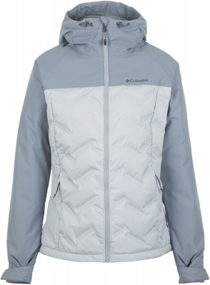 Куртка пуховая женская Columbia Grand Trek, размер 50