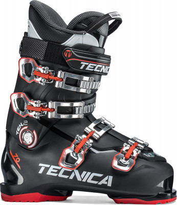 Ботинки горнолыжные Tecnica Ten.2 70 HVL, размер 43Ботинки<br>Ботинки tecnica для начинающих горнолыжников - это идеальное соотношение комфорта и рабочих характеристик. Комфорт внутренник с анатомическими вставками.