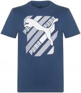 Футболка мужская Puma Cat Brand Graphic