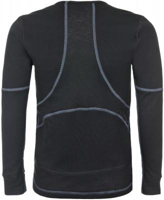 Фото 2 - Термобелье верх для мальчиков Odlo Active Originals X-Warm, размер 152 черного цвета