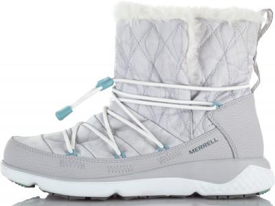 Ботинки утепленные женские Merrell 1six8 Farchill Mid Polar Fc+, размер 37,5Ботинки и сапоги <br>Удобные, легкие и теплые ботинки для путешествий от merrell.