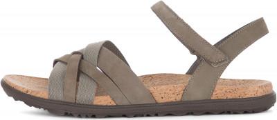 Сандалии женские Merrell Around Town Arin Backstrap, размер 34,5Сандалии <br>Практичные удобные сандалии merrell пригодятся в летних путешествиях. Сцепление с поверхностью подошва m select grip для превосходного сцепления и уверенности на прогулке.