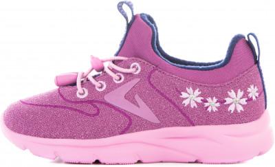 Кроссовки высокие утепленные для девочек Demix Prime Ny Lk, размер 27