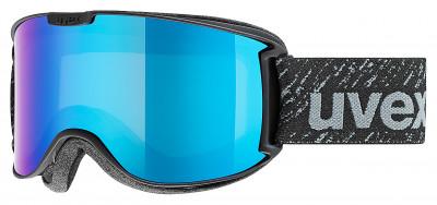 Маска женская Uvex Skyper LMЖенская горнолыжная маска для девушек, которые любят фрирайд. Модель рассчитана на катание в солнечные дни.<br>Сезон: 2017/2018; Пол: Женский; Возраст: Взрослые; Вид спорта: Горные лыжи; Погодные условия: Солнце; Защита от УФ: Да; Цвет основной линзы: Голубой; Поляризация: Нет; Вентиляция: Да; Покрытие анти-фог: Да; Совместимость со шлемом: Да; Сменная линза: Опционально; Материал линзы: Поликарбонат; Материал оправы: Полиуретан; Конструкция линзы: Двойная; Форма линзы: Цилиндрическая; Возможность замены линзы: Есть; Производитель: Uvex; Технологии: Supravision; Артикул производителя: 0421; Срок гарантии: 2 года; Страна производства: Германия; Размер RU: Без размера;