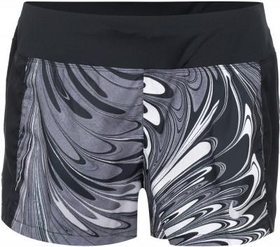 Шорты женские Nike Eclipse 3Женские шорты nike eclipse 3, выполненные из эластичной ткани, станут оптимальным выбором для занятий бегом.<br>Пол: Женский; Возраст: Взрослые; Вид спорта: Бег; Светоотражающие элементы: Да; Материал верха: 100 % полиэстер; Материал подкладки: 100 % полиэстер; Производитель: Nike; Артикул производителя: AH4049-010; Страна производства: Бельгия; Размер RU: 42-44; Цвет: Черный;