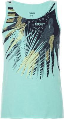 Майка для девочек Termit, размер 158Surf Style <br>Яркая майка termit подойдет девочкам, предпочитающим активный отдых на пляже в жаркие дни. Свобода движений свободный крой позволяет двигаться максимально естественно.