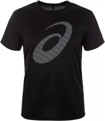 Футболка мужская ASICS Silver, размер 50-52Мужская одежда<br>Мужская футболка asics отлично подойдет для занятий бегом.