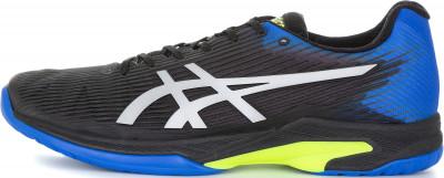 Кроссовки мужские ASICS Solution Speed FF, размер 42,5Кроссовки <br>Теннисные кроссовки gel-solution speed ff от asics - это модель, в которой проработана каждая деталь.