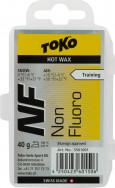 Мазь скольжения TOKO NF Hot Wax yellow