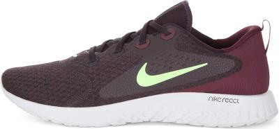 Кроссовки мужские Nike Legend React, размер 42Кроссовки <br>Мужские беговые кроссовки nike rebel react гарантируют комфорт и свободу движений во время пробежки. Модель рассчитана на нейтральную пронацию стопы.