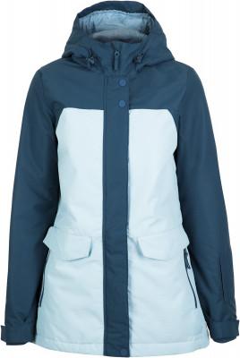 Купить Куртку утепленная женская Termit, размер 50 голубого цвета