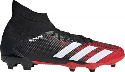 Бутсы мужские Adidas Predator 20.3 FG, размер 40