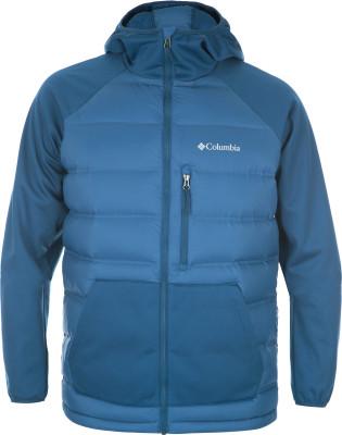 Куртка пуховая мужская Columbia RambleТеплая мужская куртка columbia ramble - превосходный выбор для походов, запланированных на холодное время года.<br>Пол: Мужской; Возраст: Взрослые; Вид спорта: Походы; Коэффициент плотности набивки пуха: 700; Наличие мембраны: Нет; Возможность упаковки в карман: Нет; Регулируемые манжеты: Нет; Длина по спинке: 71 см; Покрой: Прямой; Светоотражающие элементы: Нет; Дополнительная вентиляция: Нет; Проклеенные швы: Нет; Длина куртки: Средняя; Наличие карманов: Да; Капюшон: Не отстегивается; Мех: Отсутствует; Количество карманов: 3; Водонепроницаемые молнии: Нет; Застежка: Молния; Технологии: Omni-Shield; Производитель: Columbia; Артикул производителя: 1737901489L; Страна производства: Вьетнам; Материал верха: 100 % нейлон; Материал подкладки: 100 % нейлон; Материал утеплителя: 90 % пух, 10 % перо; Размер RU: 48-50;